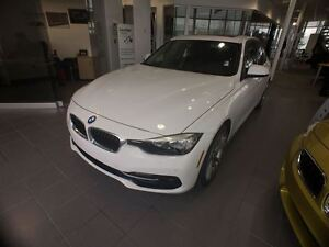 2016 BMW 320I xDrive Sedan Local Corporate Lease, Must See! Spor