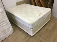 Double bed in very good condition free delivery in Hull