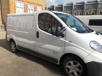 man van services and courier services