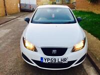 SEAT IBIZA 1.2 12 month mot 12 month tax £30 road tax a year lady owner 65k £2350
