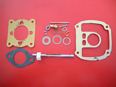 Farmall Carburetor Rebuild Repair Overhaul Kit F20 F30 W30 Tractor Zenith K5