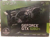 EVGA GeForce GTX 1080 11GB TI Black Edition