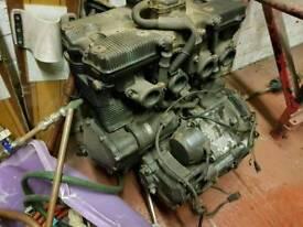 Gsx1100 engine