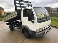 Nissan Cabstar Tipper 2004 ready for work mot and tax px