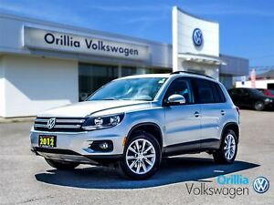 2012 Volkswagen Tiguan 0% X 36 months OAC From May 20-31, 2016