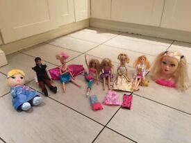 Barbie Doll Bundle