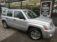 JEEP PATRIOT 2.4 Sport Station Wagon 4x4 5dr (silver) 2008