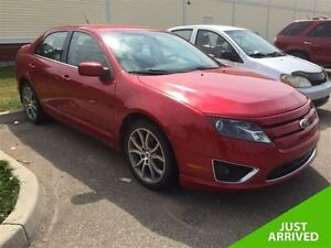 2011 Ford Fusion **Remote Start!  Leather!**