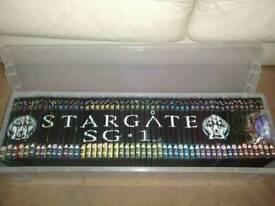 Stargate dvds