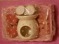 Gift hamper soy wax melts & bath bomb set