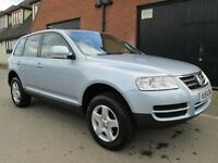 2004 (54) VOLKSWAGEN TOUAREG DIESEL AUTO Part exchange available / Credit & Debit cards accepted