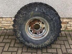 "Land Rover Silverstone 35"" Offroad wheel & tyre"