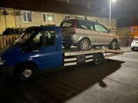 Scrap cars wanted 07794523511 spares or repair cars vans trucks transit