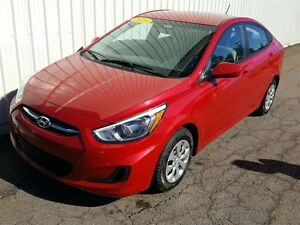 2015 Hyundai Accent GL AUTO/FACT WARR/HEATED SEATS/FACT WARR