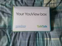 TalkTalk Youview Box For Sale