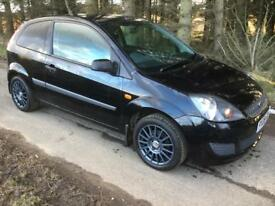 2008 Ford Fiesta style climate d 1.4tdci