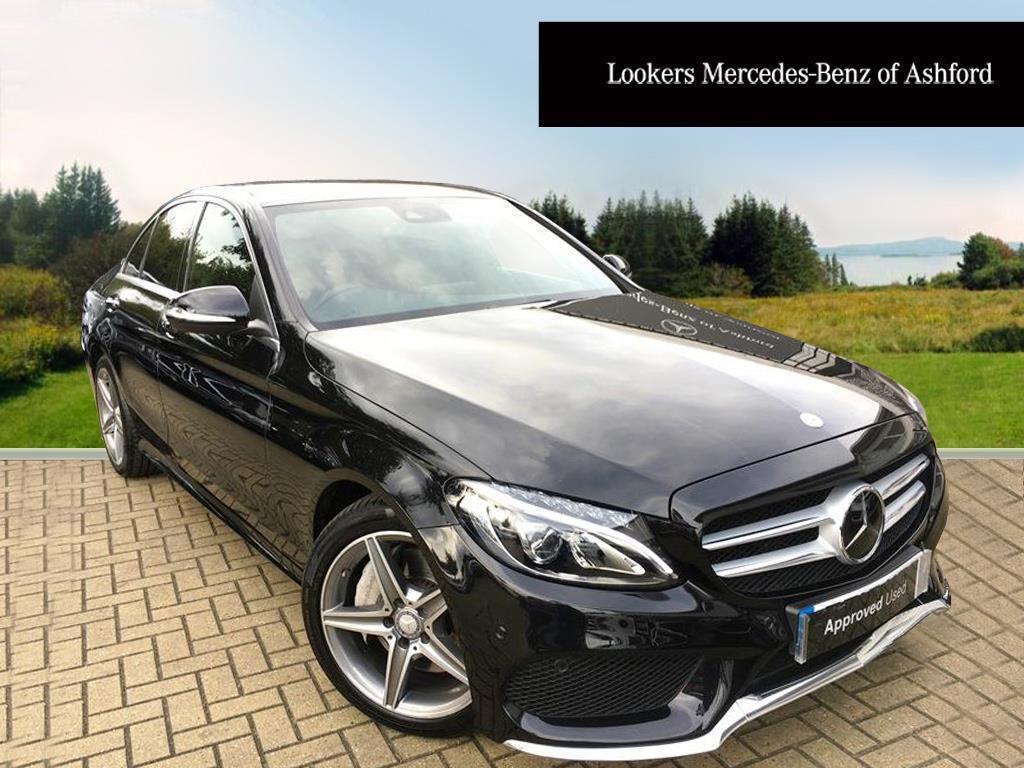 Mercedes-Benz C Class C250 BLUETEC AMG LINE PREMIUM PLUS