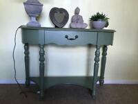 Shabby Chic Console Table/Hall Table /Dresser (Can Deliver)