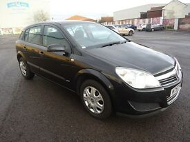 Vauxhall Astra 1.8 i 16v Life 5dr 2008, Full Dealer Service History, HPI CLEAR, AUTOMATIC
