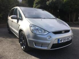 2009 Ford S-Max 2.0 TDCI AUTOMATIC
