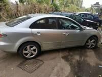 Mazda 6 1.8 petrol 12 months mot