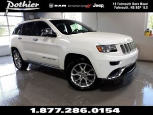 2015 Jeep Grand Cherokee Summit | DIESEL | LEATHER | SUNROOF|