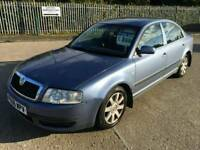 2006 06 skoda superb tdi had £££s spent full mot