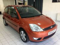 2003 53 Ford Fiesta Flame 1.4 1 owner 36k miles