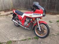1981 Honda cb 900 f2 super sport classic barn find