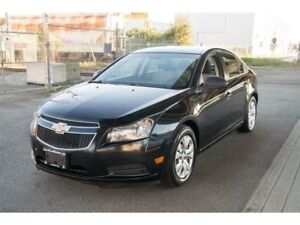 2012 Chevrolet Cruze Langley, Manual Sedan!