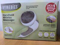 HoMedics handheld shiatsu massager