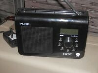 PURE ONE DAB RADIO