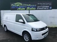 2014 TRANSPORTER SWB TRENDLINE 1 UK OWNER IMMACULATE*FINANCE AVAILABLE*