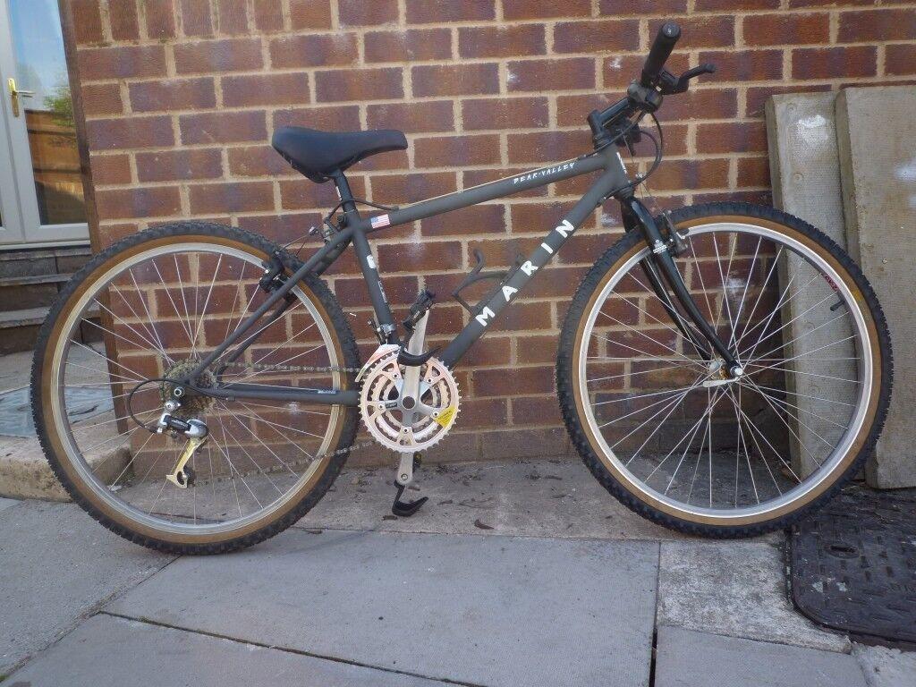 Marin Bear Valley Mountain Bike Retro 1991 In Stoke On Trent