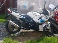 Lexmoto extra 125cc spares or repairs