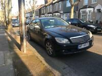 LHD mercedes C QWICK SALE Right hand drive