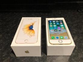 Apple iPhone 6s 64gb O2 gold