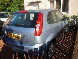 Ford Fiesta 1.4 limited edition SOLD SOLD