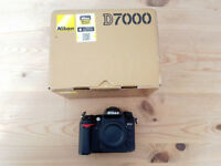 Nikon D7000 DSLR Body Only – Boxed in Excellent Condition