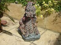 Dragon water feature/spitter
