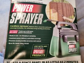 Ronseal power spray