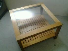 Marks & Spencers coffee table