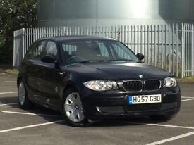 BMW 118d Automatic 5 door. May 07.