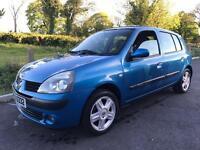 2004 Renault Clio 1.2 16v 5 Door