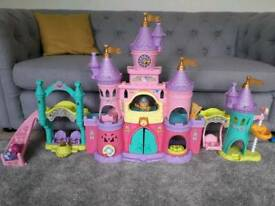 VTech Toot-Toot Princess Kingdom Castle