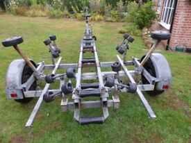 Boat Trailer for Sale £950 ono.
