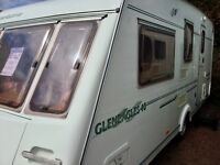 2000 Elddis Gleneagles (4 Berth, End Washroom)