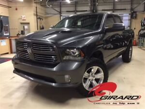 2016 Ram 1500 SPORT*LIFT KIT*PNEUS DURATRAC*CREW*PLAN OR*