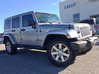 2014 Jeep WRANGLER UNLIMITED Sahara Auto Leather Loaded