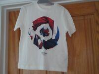 Ben Sherman Boys T Shirt - BRAND NEW - Age 5-6 Years